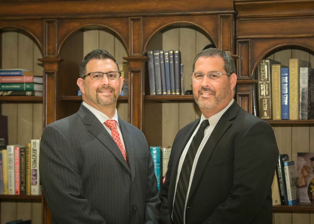 marshall jacobs and garrett jacobs of the gardens funeral home