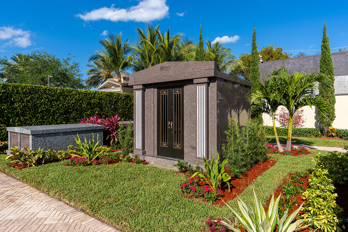 boca raton open mausoleum for sale