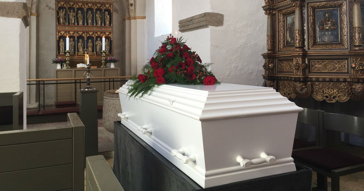 Should you have an open or closed casket