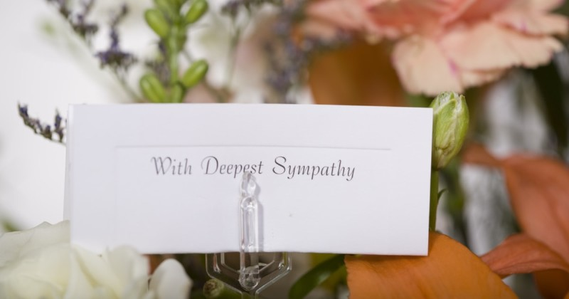 Funeral Gift Ideas - Cards