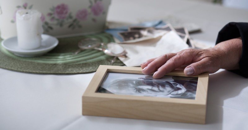 Funeral Gift Ideas - Photo Frames