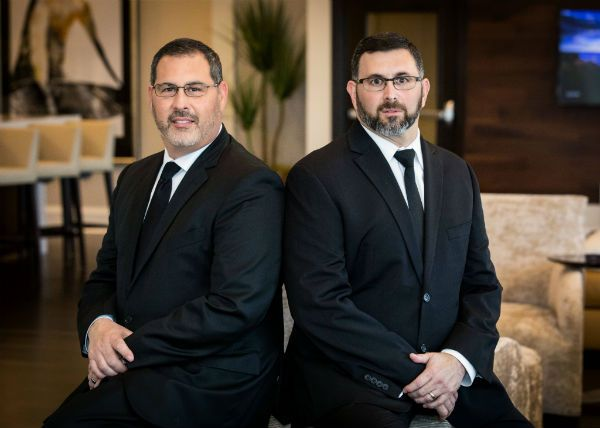 Garrett & Marshall Jacobs - Owners The Gardens of Boca Raton - Cemetery & Funeral Services