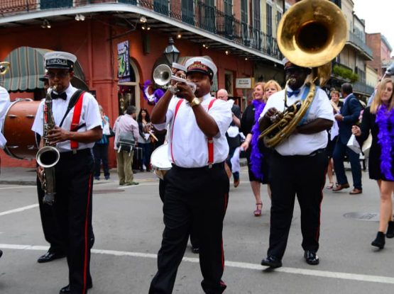 Jazz Funeral - New Orleans