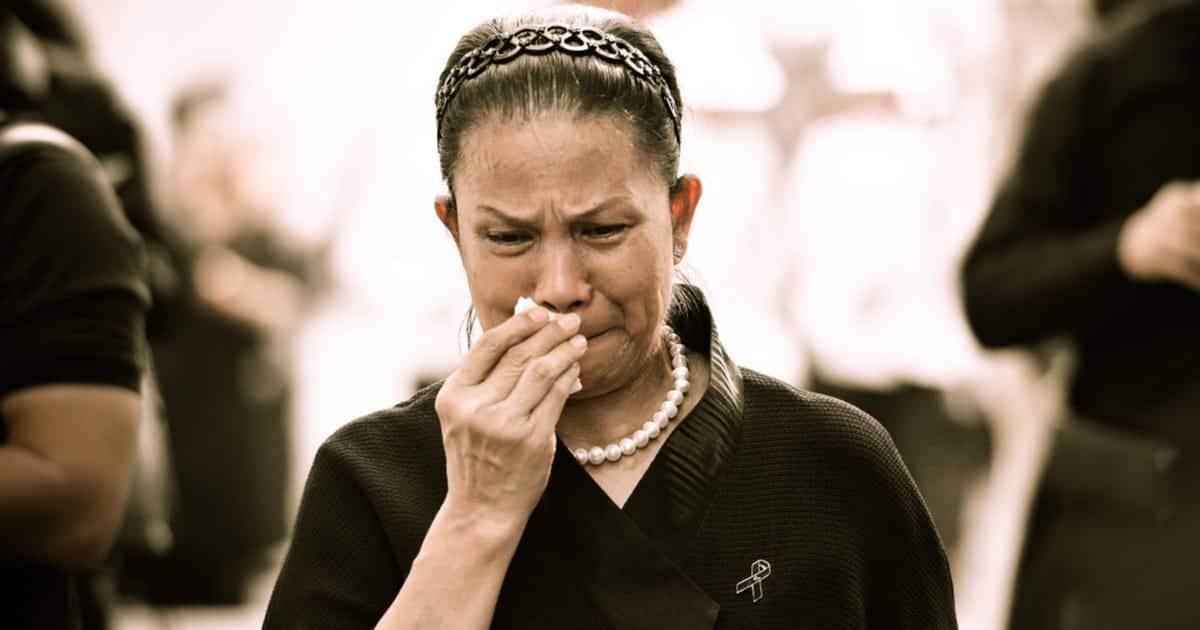 Professional Mourners – Taiwan & China