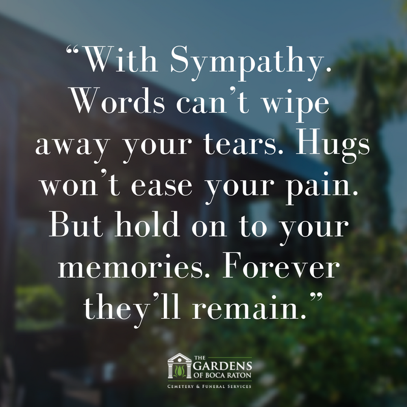 15 Best Sympathy Quotes For Passings