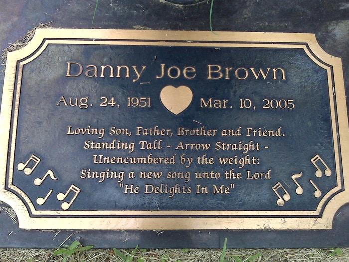 Danny Hoe Brown