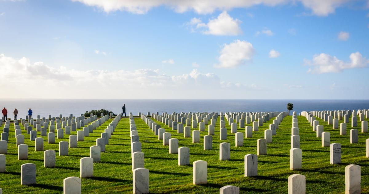 forst rosecrans national cemetery