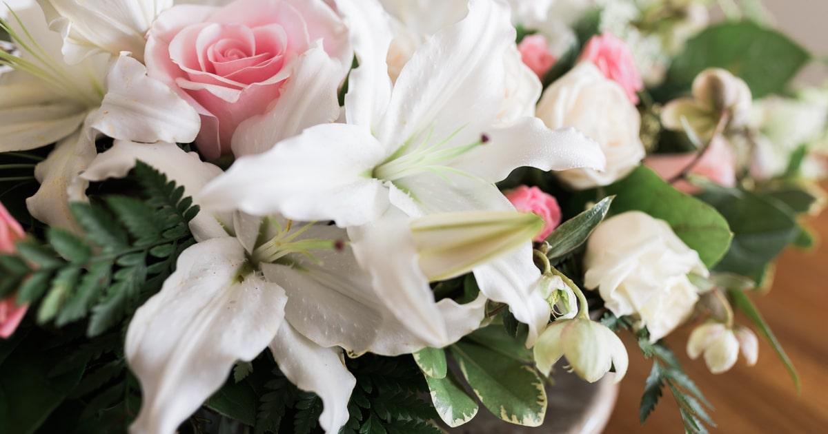 گل های مورد استفاده در تاج گل ترحیم و تسلیت